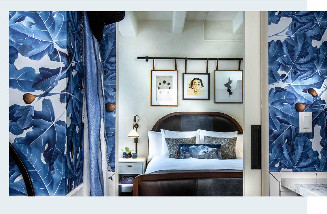 Hotel Figueroa - Guest Room